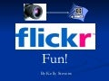 Flickr Fun!