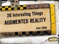 20 Interesting Things: Augmented Reality