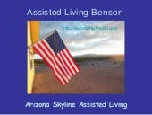 Assisted Living Benson