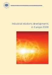 Industrial relations developments i...