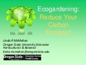 Ecogardening to Reduce Carbon Footp...