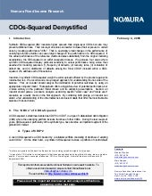 CDO-Squared Demystified