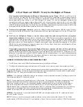 CEDAW Fact Sheet