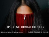 Exploring Digital Identity