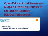 Open Educational Resources & Open L...