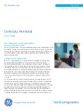 Centricity Perinatal Fact Sheet