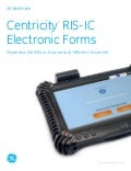 Centricity ris ic electronic forms