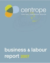 Centrope Business And Labour Report...
