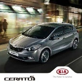 Catálogo Kia All New Cerato5 2014