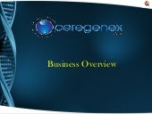 Ceregenex biz overview