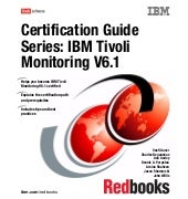Certification guide series ibm tivo...