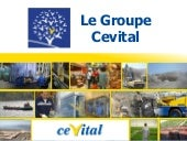 Cevital Group Presentation French 2013