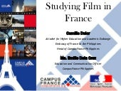 Studying Film in France