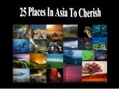 25 Places In Asia To Cherish