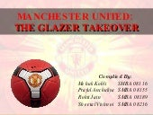 Manchester United - The Glazer take...
