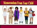 Memorandum From Your Child