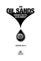 The Oil Sands by Gordon Kelly