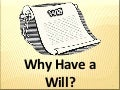 Why Have A Will