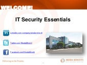 IT Security Essentials