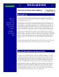 The Center for Global Public Relations: The Blue Book Newsletter 2010