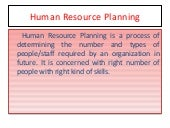 Ch 02 human resource planning