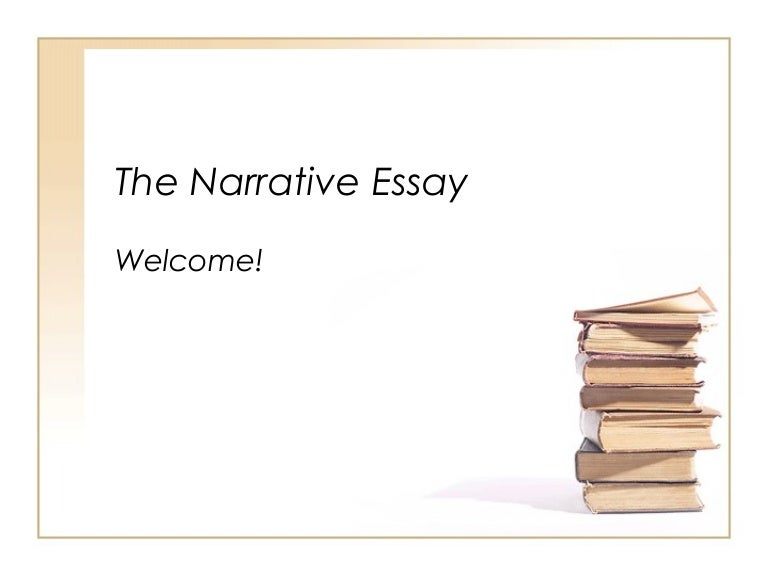 For English Students Narrative Essay Typer