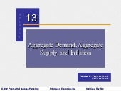 Aggregate Demand, Aggregate Supply,...