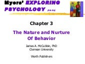 AR Psych Chapter 3