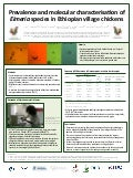 Prevalence and molecular characterisation of Eimeria species in Ethiopian village chickens
