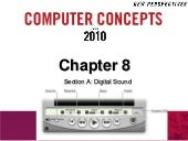 Ch8 Section A: Audio Basics