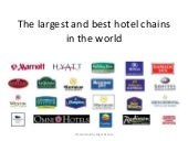 Chain hotels of the world