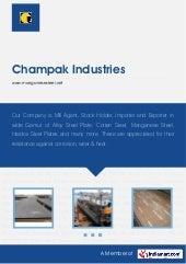 Champak industries