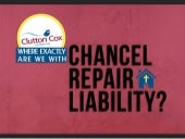 Where Exactly Are We With Chancel Repair Liability?