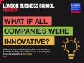 What if all companies were innovative?