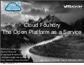 Cloud Foundry Japan Community Meetup