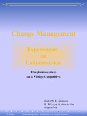 Change Management En Latinoamerica