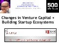 Building Startup Ecosystems (Bahrain, May 2013)
