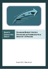 Changing Market Access White Paper Acg