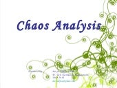 Chaos Analysis