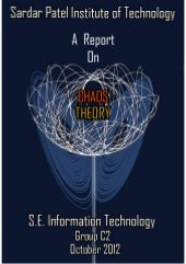 Chaos Theory: An Introduction