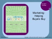 BUS110 Chapter 13 - Marketing