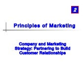 Fundamentals of Marketing (Chapter 02)