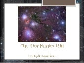 The Star Healer ISBI: Chapter 1