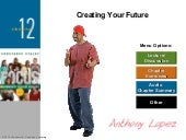 Chapter 12: Creating Your Future