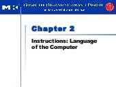 Chapter 2 instructions language of ...