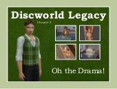 Chapter 3 - Oh the Drama