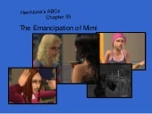 ABCs 35- The Emancipation of Mimi