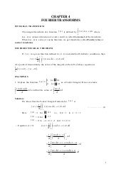 Chapter 4 (maths 3)