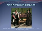 Chapter 8 northern renaissance