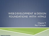 Chapter 9 - Web Design